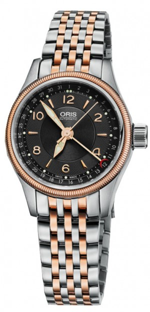 Oris Big Crown Pointer Date Ladies Watch 59476804334MB
