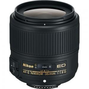 Nikon Nikkor 35mm f/1.8G ED AF-S