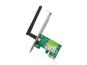 TP-Link TL-WN781N Wireless PCI Express Adapter 802.11n/150Mbps (TL-WN781ND)
