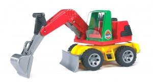 Bruder Roadmax Power Shovel (20050)