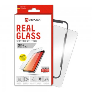 Displex iPhone 11 Pro Max Real 3D Screen Glass (ACSFDIS00048BK)