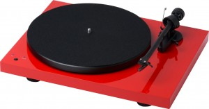 Pro-Ject Debut RecordMaster Red