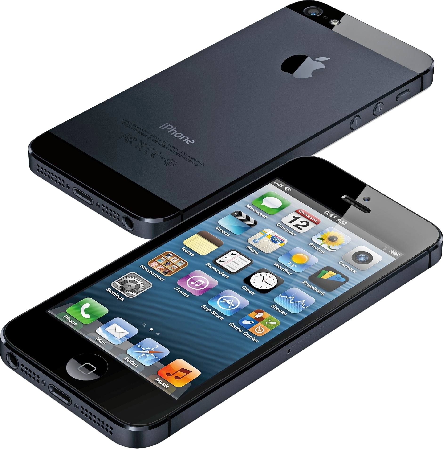 35decb4fd Apple iPhone 5 64GB Black