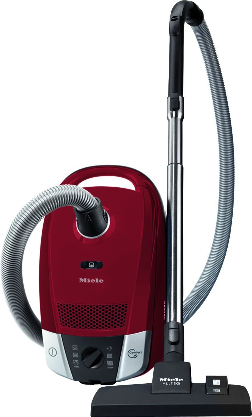 Miele compact c2 ecoline mango red online shop for Miele compact