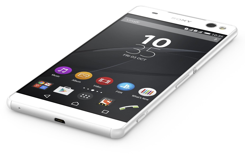 Sony E5533 Xperia C5 Ultra Dual SIM White