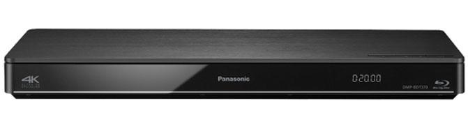 Panasonic DMP-BDT370EG Blu-ray Player Update