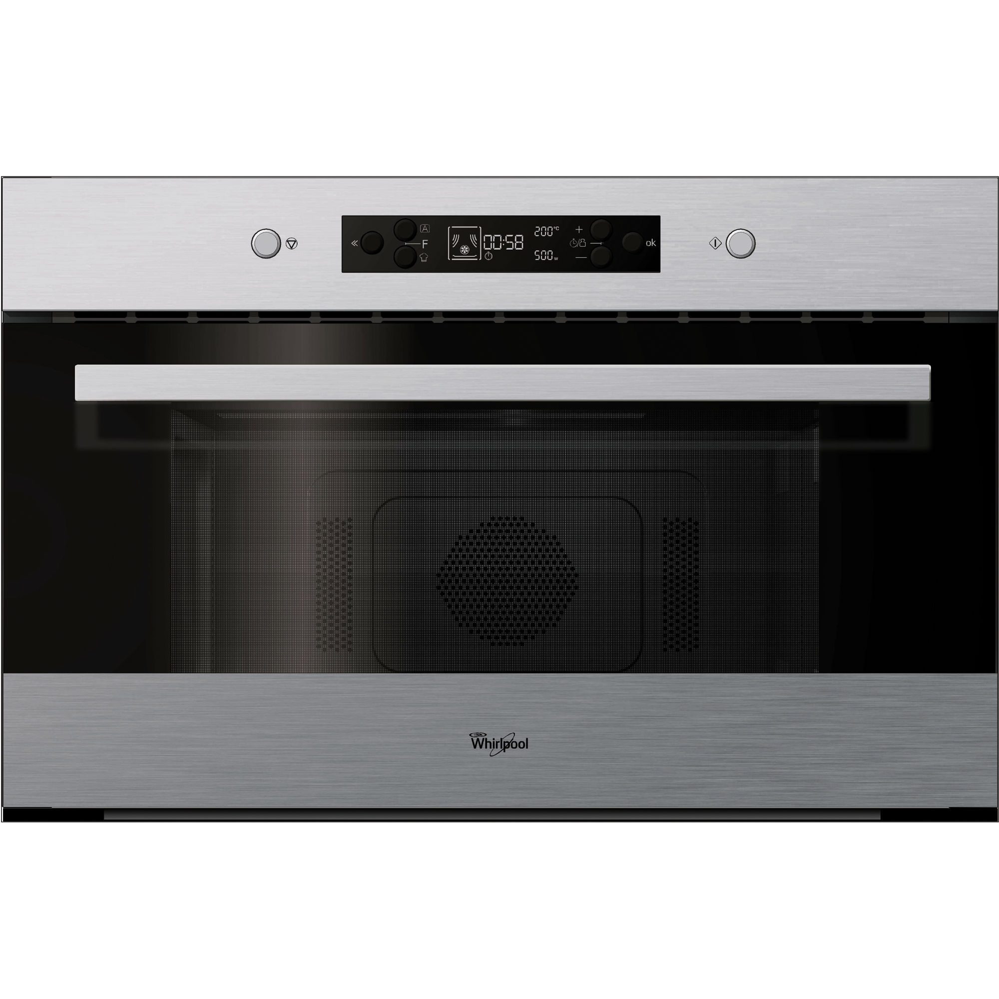 whirlpool amw 712 1 ix small household appliances appliances online shop. Black Bedroom Furniture Sets. Home Design Ideas