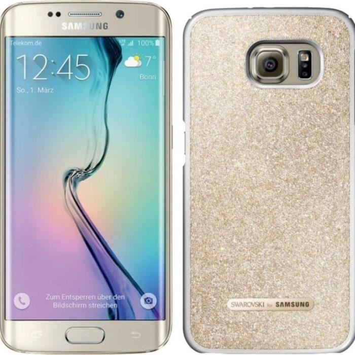 Samsung SM-G925F Galaxy S6 edge 32GB Gold Swarovski Edition  eac5458d3c86