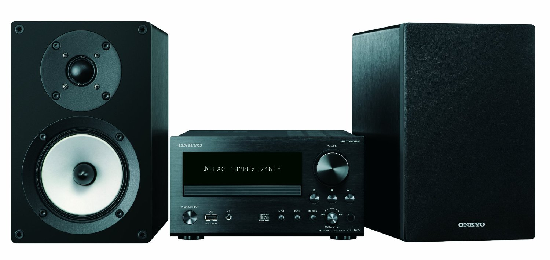 onkyo cs n765 black audio hifi tv audio video. Black Bedroom Furniture Sets. Home Design Ideas