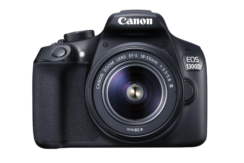 Canon EOS 1300D Kit 18-55 DC