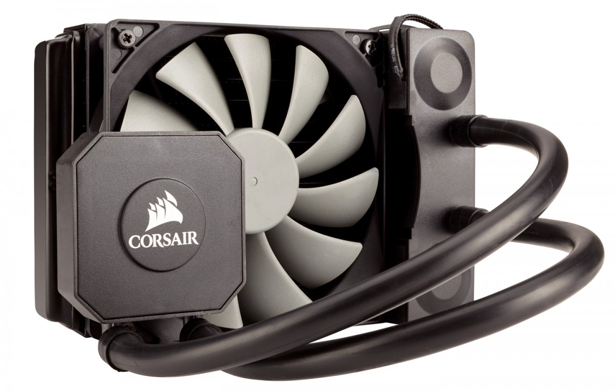 Corsair Hyrdo Series H45 Performance Liquid CPU Cooler