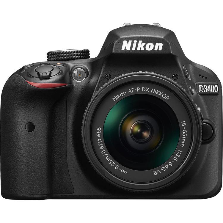 Nikon D3400 18-55mm VR KIT