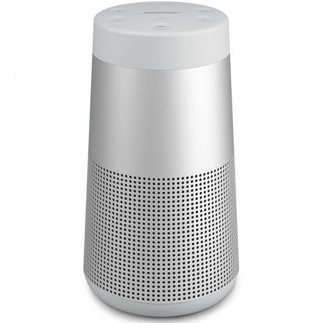 bose soundlink revolve bluetooth speaker lux gray audio hifi tv audio video online shop. Black Bedroom Furniture Sets. Home Design Ideas