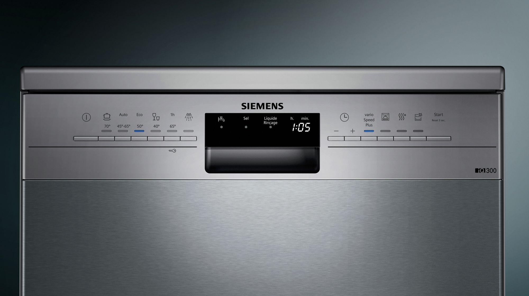 siemens sn236i02ke major household appliances. Black Bedroom Furniture Sets. Home Design Ideas