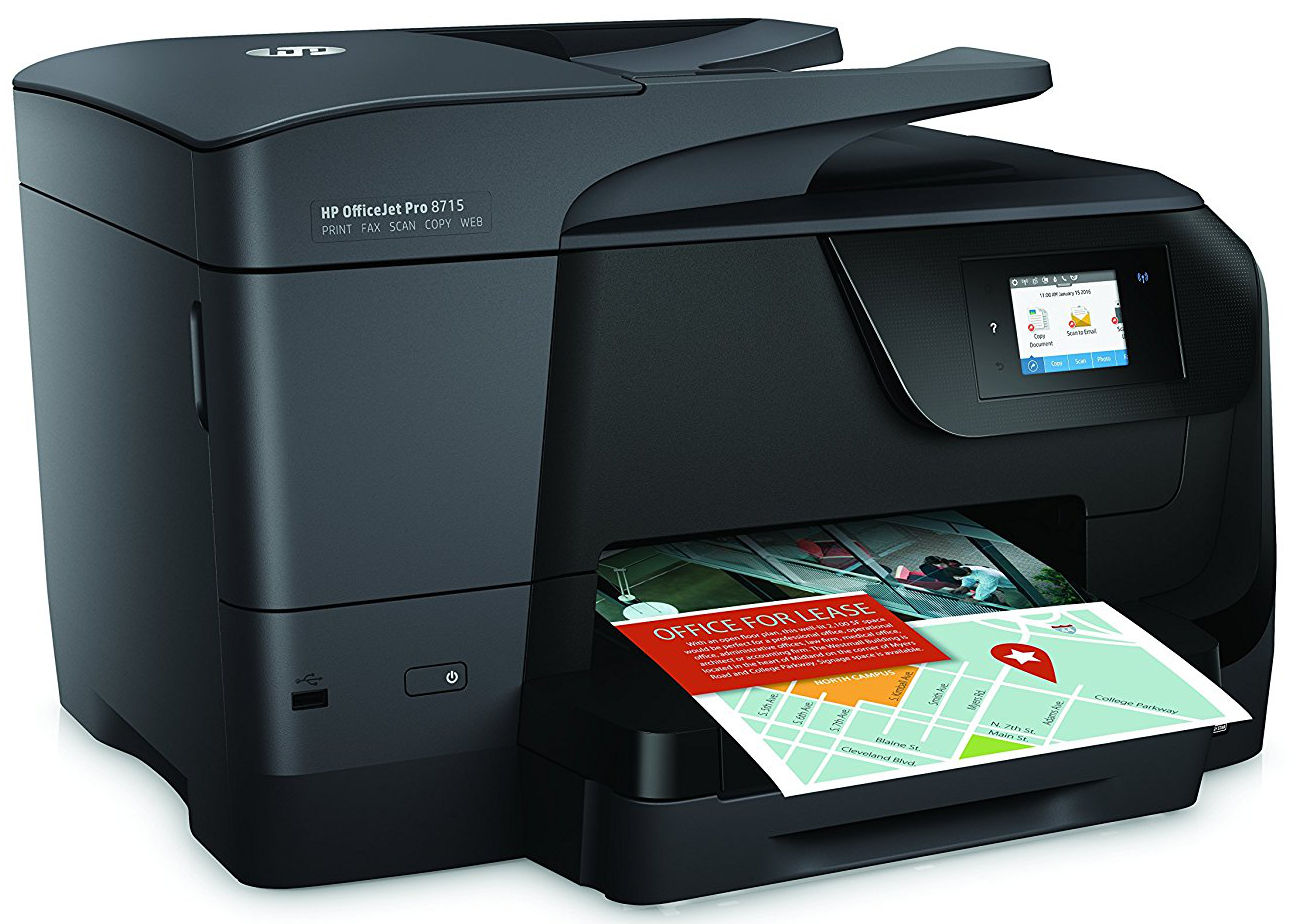 Hp officejet pro 8715 all in one printer j6x76a b19 for Hp bm