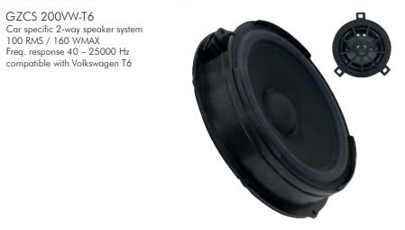 Ground Zero GZCS 200VW-T6   Audio systems   Car parts   Online shop