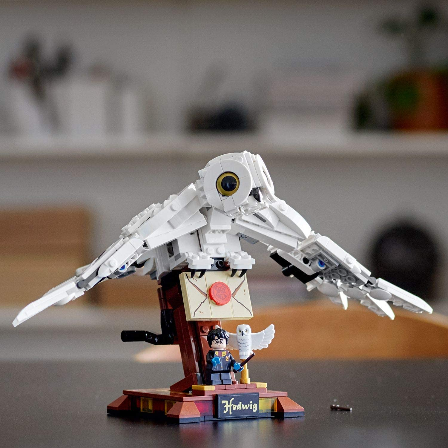 lego harry potter hedwig (75979) | lego | children and